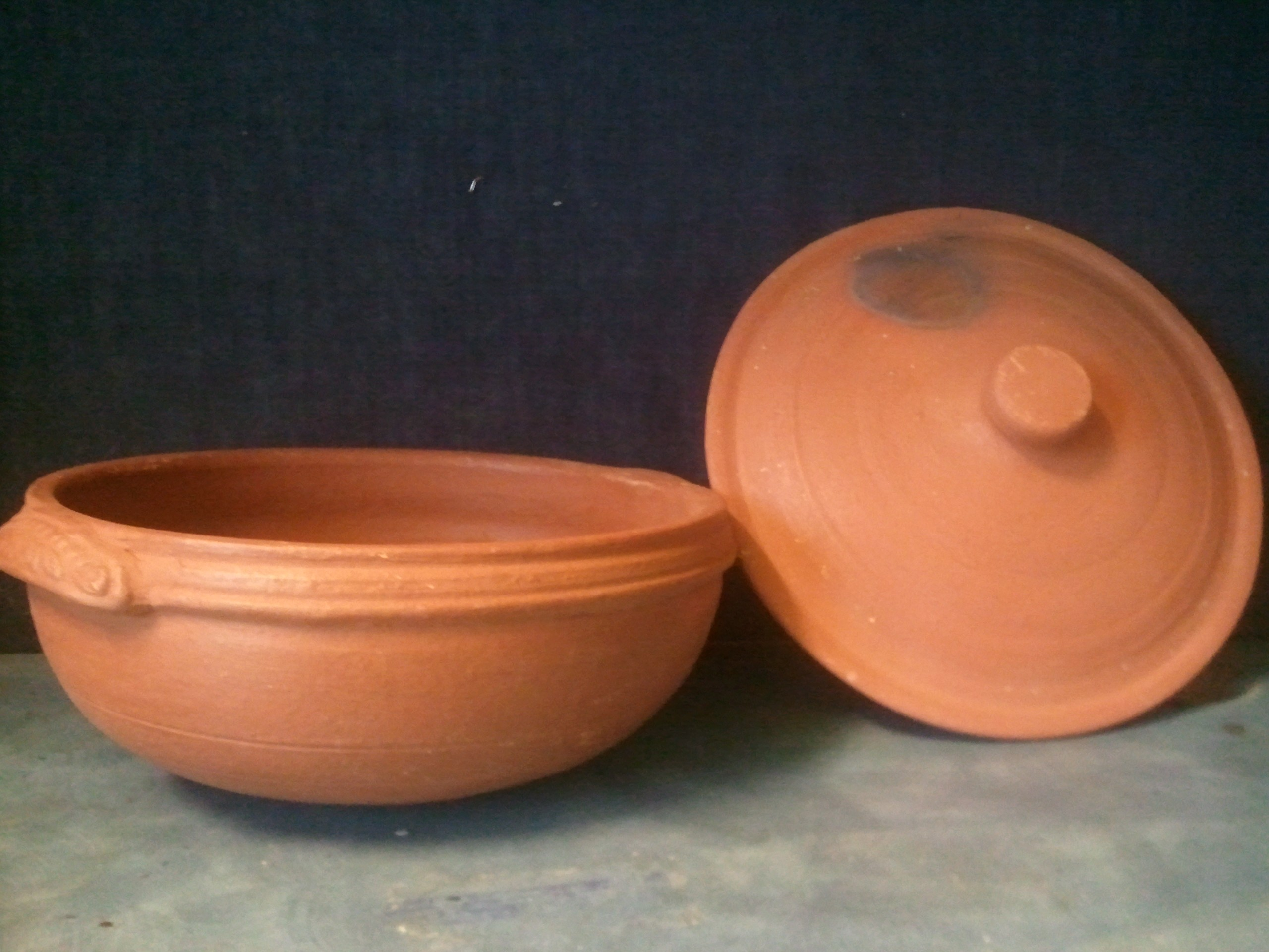 online organic store & catering services clay utensils organic